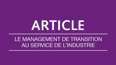 Article Interim Management